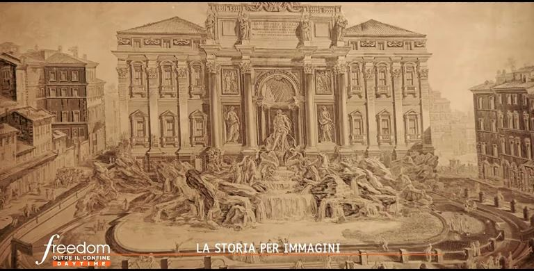 FREEDOM-DAY-TIME - ROMA - PIRANESI E LE STAMPE ANTICHE